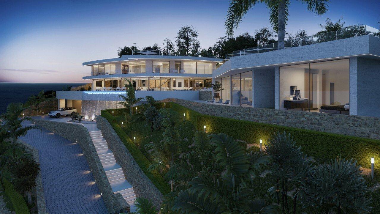 Villa in Ibiza, Balearic Islands, Spain 1