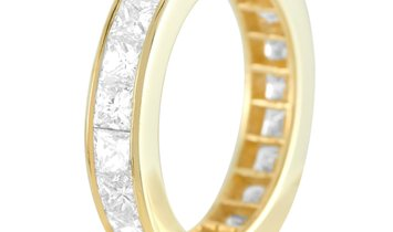 LB Exclusive LB Exclusive 18K Yellow Gold 3.95 ct Diamond Ring