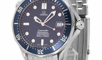 Omega Seamaster 300 M 2531.80.00, Baton, 2008, Good, Case material Steel, Bracelet mate