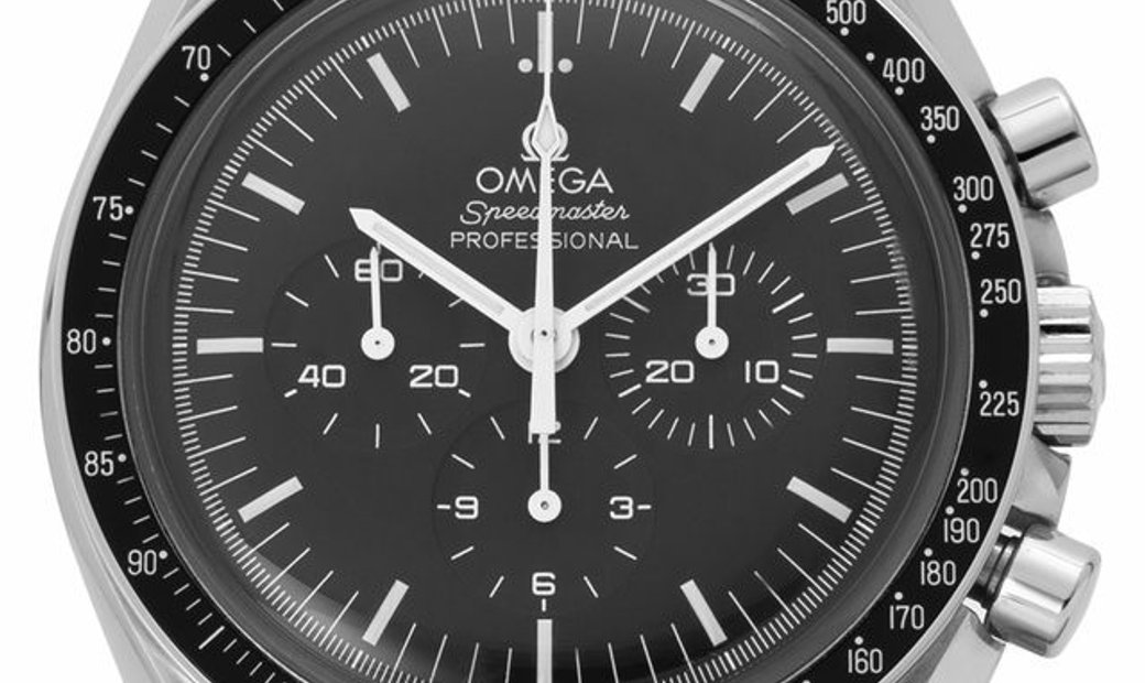 Omega Speedmaster Moonwatch Chronograph 311.30.42.30.01.005, Baton, 2020, Very Good, Ca