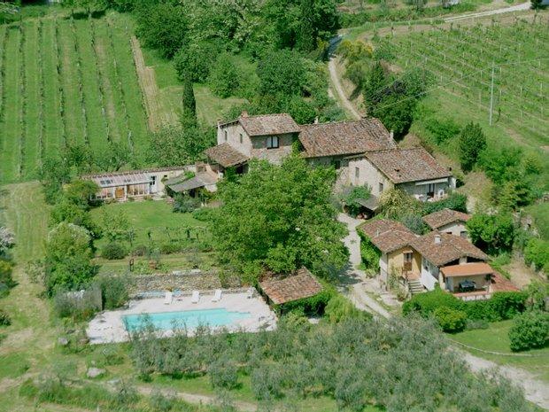 House in Terranuova Bracciolini, Tuscany, Italy 1