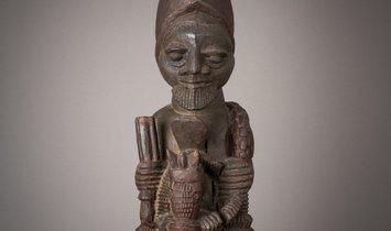 Yoruba Veranda Post - Nigeria