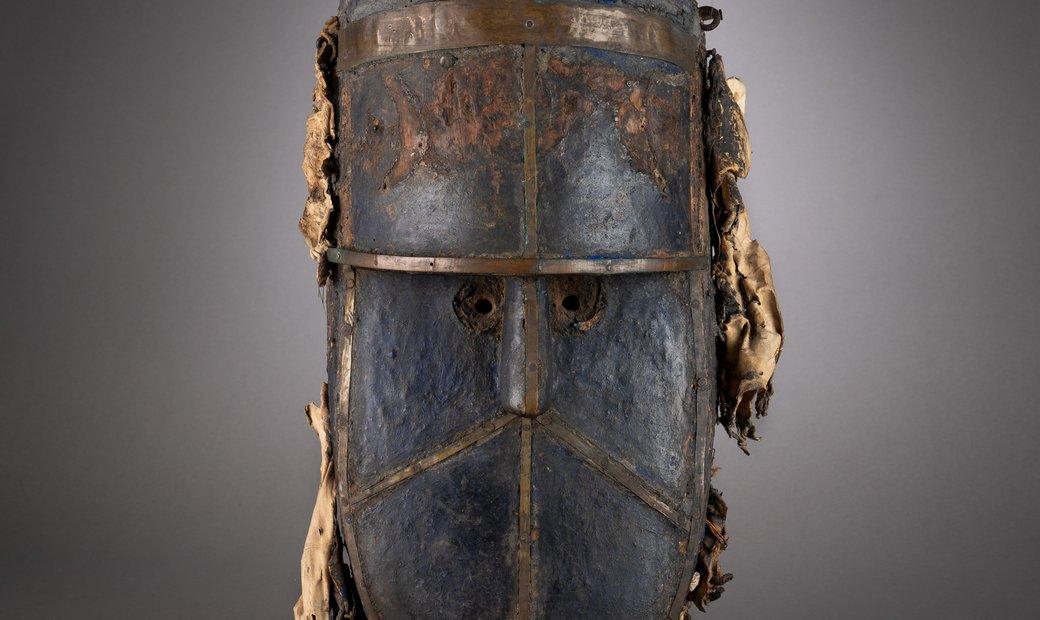 Rare Toma Mask, Liberia