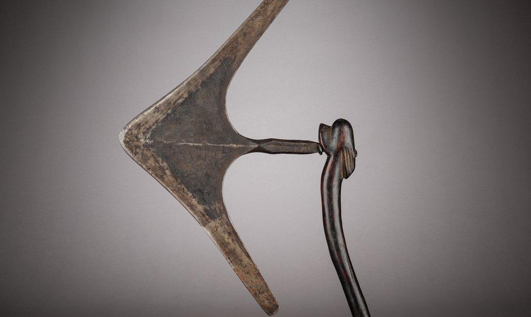 War axe - Congo