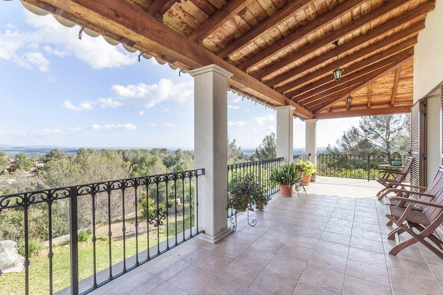Villa in Bunyola, Balearic Islands, Spain 1
