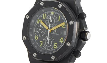 "Audemars Piguet Audemars Piguet Royal Oak Offshore Chronograph ""End of Days"" Watch 25770SN"