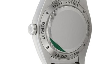 Rolex Rolex Milgauss Watch 116400LV
