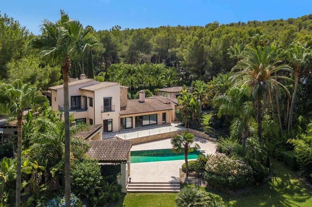 Villa in Santa Ponça, Balearic Islands, Spain 1