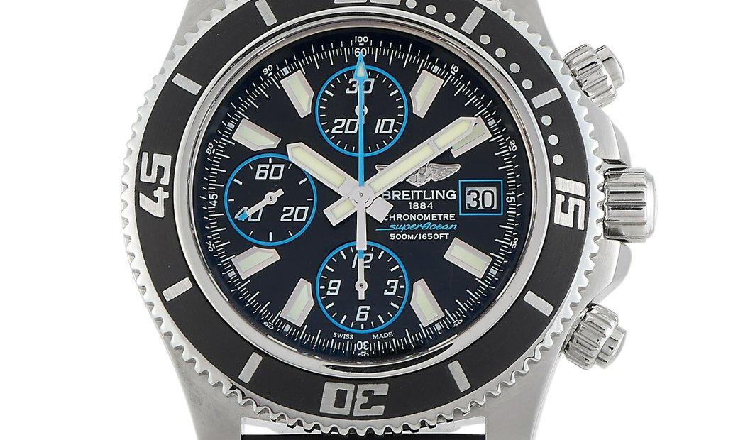Breitling Breitling Superocean Chronograph II Watch A1334102-BA83BKPT