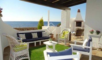 Haus in Cap d'Artrutx, Balearische Inseln, Spanien 1