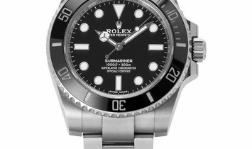Rolex Submariner 114060, Baton, 2018, Very Good, Case material Steel, Bracelet material