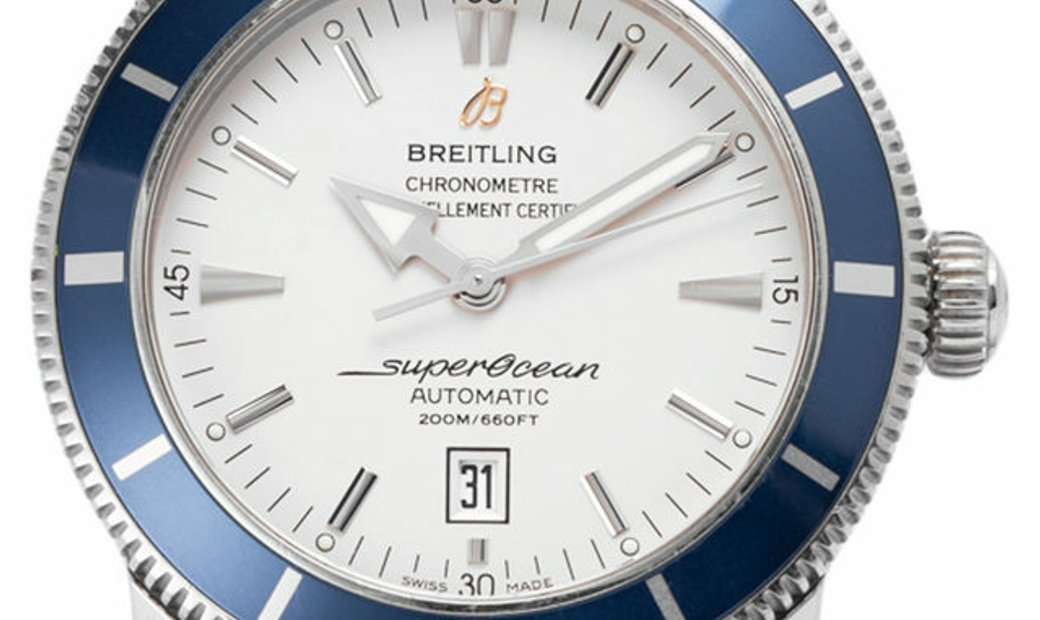 Breitling Superocean Heritage 46 A1732016.G642.152A, Baton, 2015, Used, Case material S