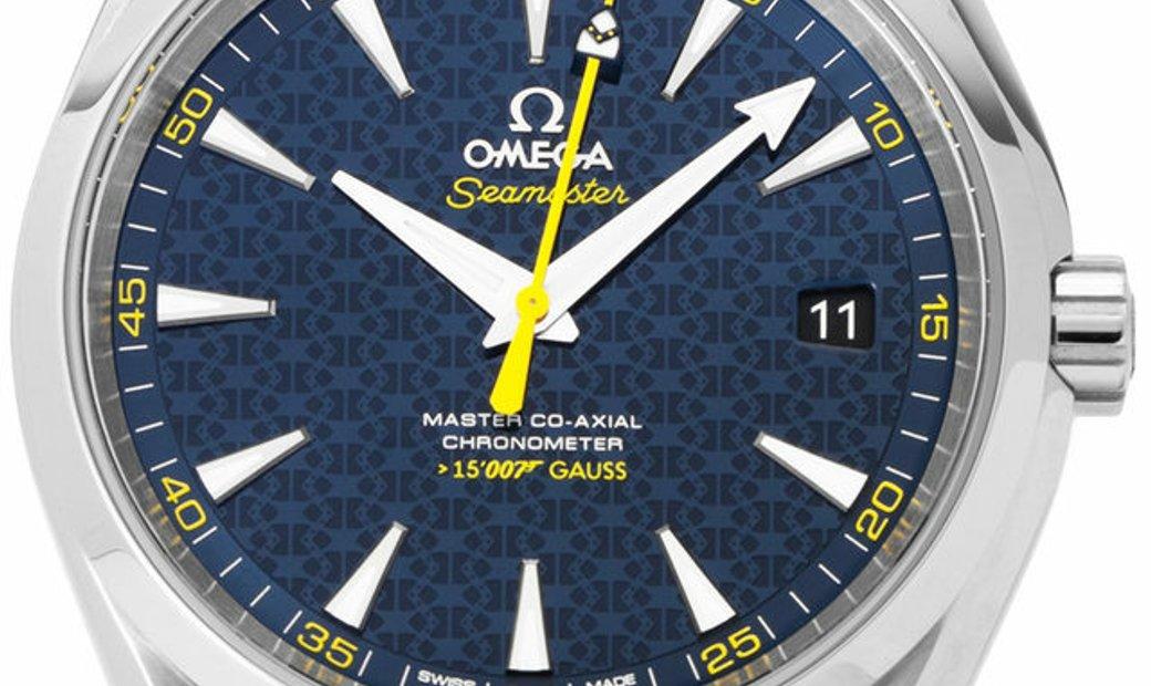 Omega Seamaster Aqua Terra 150 M 231.10.42.21.03.004, Baton, 2017, Very Good, Case mate