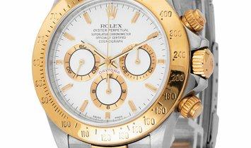 Rolex Daytona 16523, Baton, 1999, Good, Case material Steel, Bracelet material: Steel