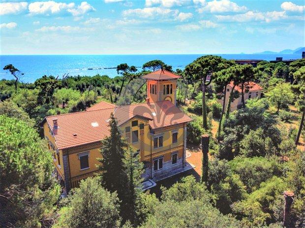 Villa in Marina di Massa, Tuscany, Italy 1