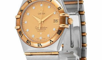 Omega Constellation 1202.15.00, Baton, 2015, Very Good, Case material Steel, Bracelet m