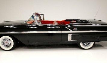 1958 Chevrolet Impala Convertible