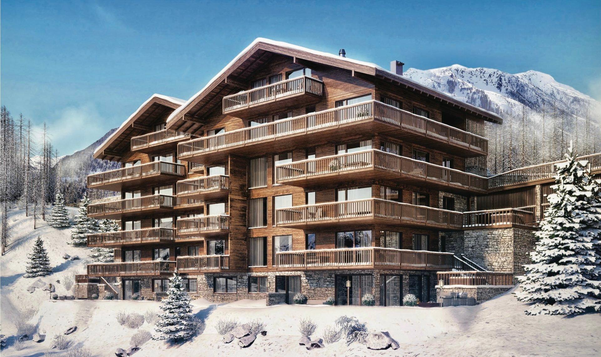 Apartment in Grimentz, Valais, Switzerland 1