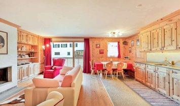 Wohnung in Samaden, Graubünden, Schweiz 1