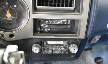 1987 Chevrolet Silverado K10 Stepside