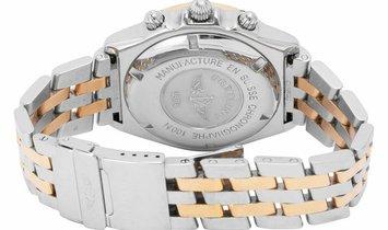 Breitling Crosswind D13055, Roman Numerals, 1999, Good, Case material Steel, Bracelet m