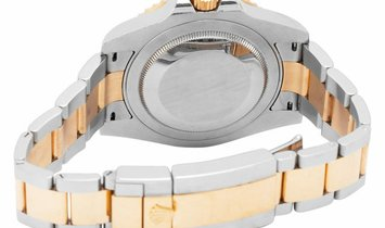 Rolex GMT-Master II 116713LN, Baton, 2016, Very Good, Case material Steel, Bracelet mat