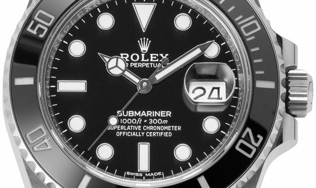 Rolex Submariner 116610LN, Baton, 2019, Very Good, Case material Steel, Bracelet materi