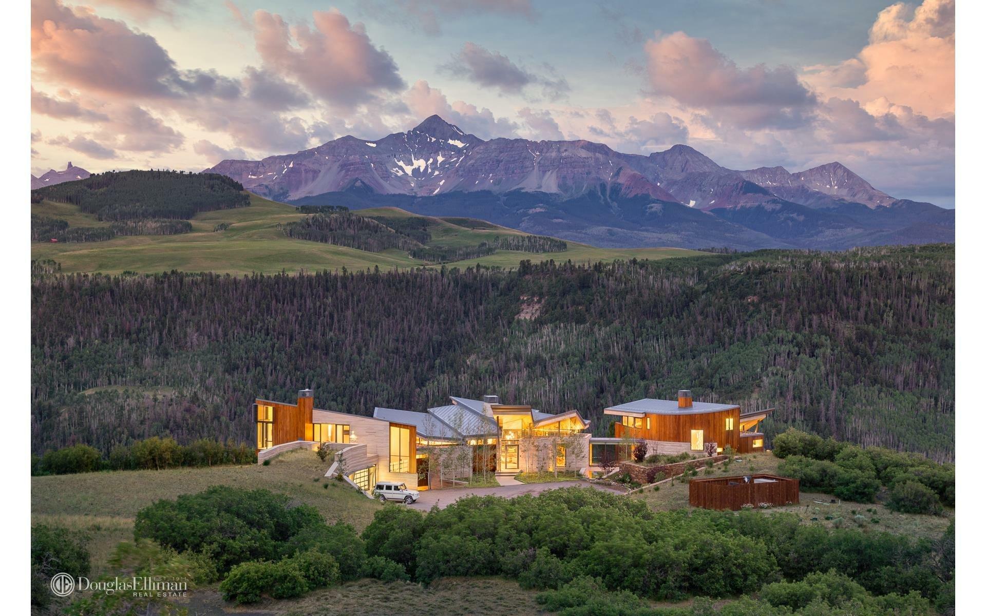 House in Telluride, Colorado, United States 1