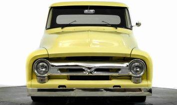 1956 Ford F-100 Pro Touring LS Custom