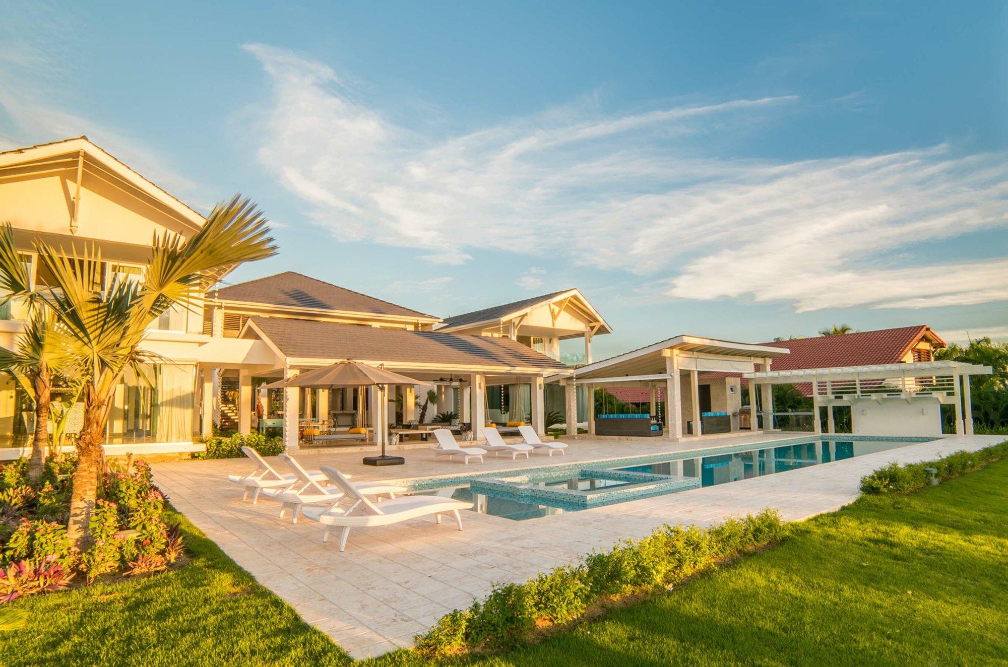 Дом в La Romana, Доминиканская Республика 1 - 11213413