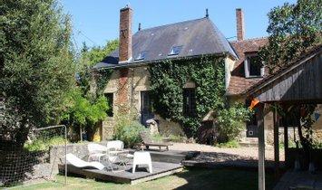Haus in La Chapelle-Souëf, Normandie, Frankreich 1