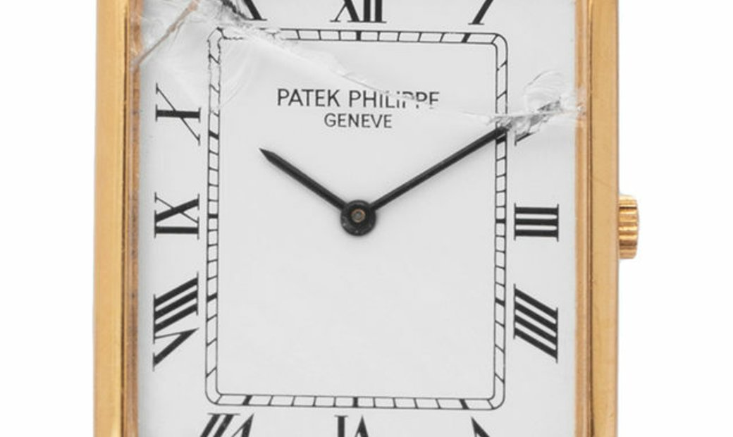 Patek Philippe Gondolo 3803, Roman Numerals, 1991, Good, Case material Yellow Gold, Bra