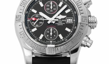 Breitling Avenger II A1338111.BC32.152S.A20S.1, Baton, 2016, Good, Case material Steel,