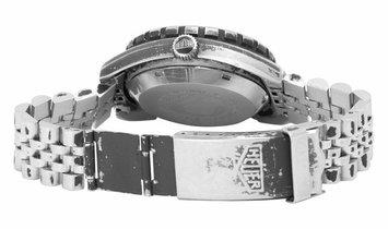 Heuer Autavia  111.603, Baton, 1982, Used, Case material Steel, Bracelet material: Stee