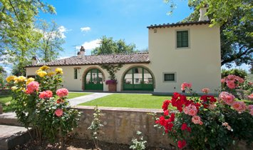 House in Barberino Val d'Elsa, Tuscany, Italy 1
