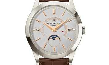 PATEK PHILIPPE GRAND COMPLICATIONS PLATINUM MEN'S WATCH Ref. 5496P-015