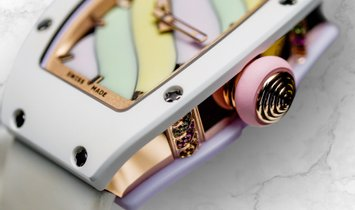 Richard Mille RM 07-03 Marshmallow Sweets Line BonBon Collection