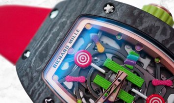 Richard Mille RM 07-03 Litchi BonBon Collection