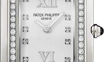 PATEK PHILIPPE TWENTY~4 4910/10A-011 STAINLESS STEEL LADIES WATCH