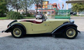 1936 Triumph Vitesse