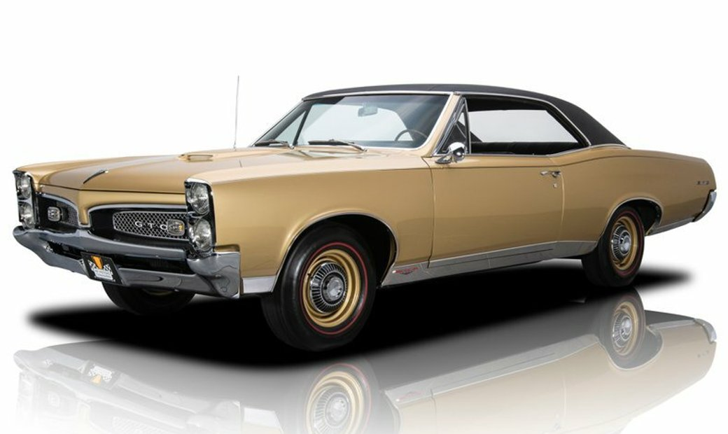 1967 Pontiac Gto In Charlotte United States For Sale 11216988