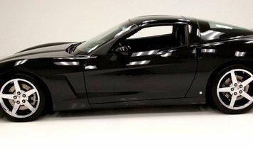 2008 Chevrolet  Corvette  Coupe