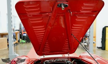 1956 Austin-Healey 100 BN2