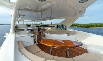 Lazzara Yachts OPEN BRIDGE