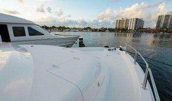 Hatteras 80 Motor Yacht