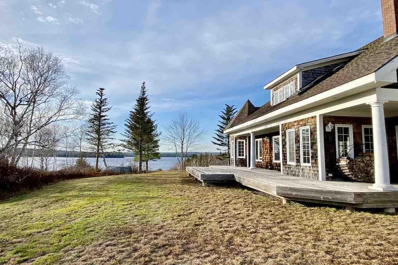 House in Sable River, Nova Scotia, Canada 1