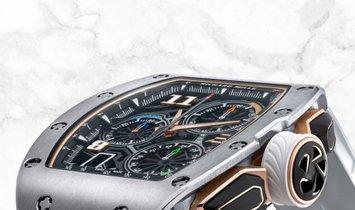 Richard Mille RM 72-01 Lifestyle In-House Chronograph Titanium