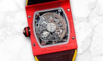 Richard Mille RM 16-01 Fraise BonBon Collection