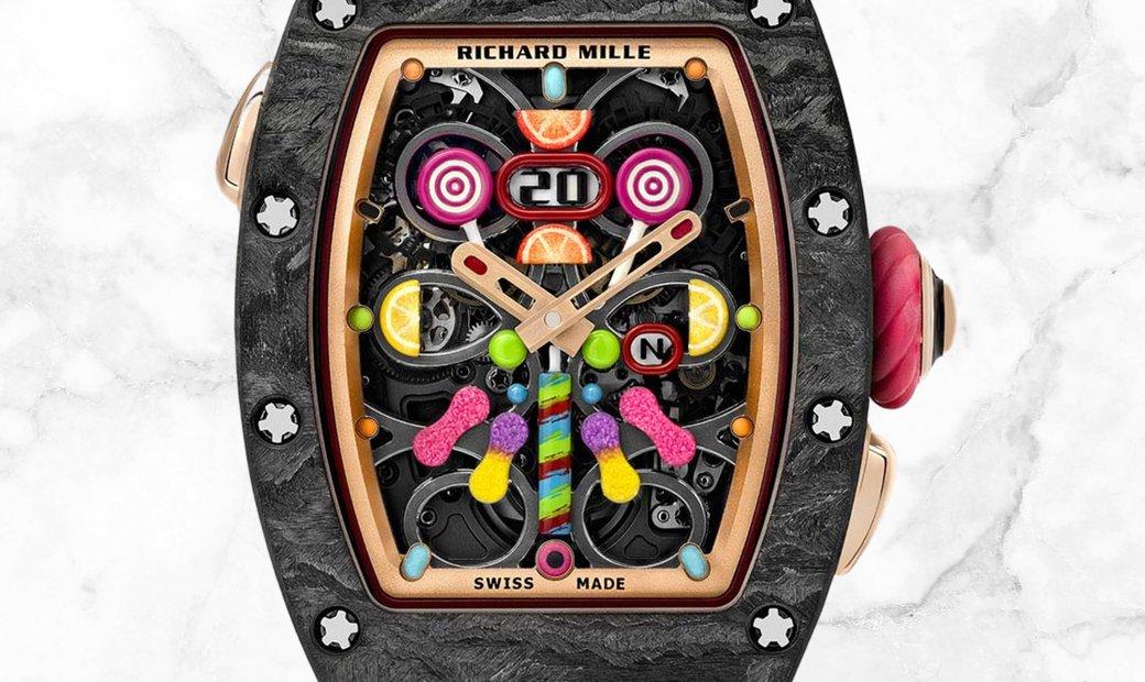 Richard Mille RM 37-01 Cerise BonBon Collection