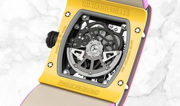 Richard Mille RM 16-01 Reglisse BonBon Collection